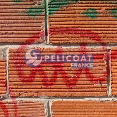 anti graffiti Pelicoat France produits nettoyage renovation protection