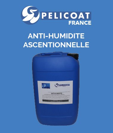 categorie anti-humidite ascentionnelle