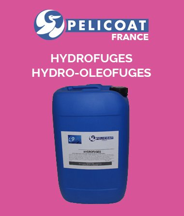 categorie hydrogues / hydro-oleofuges
