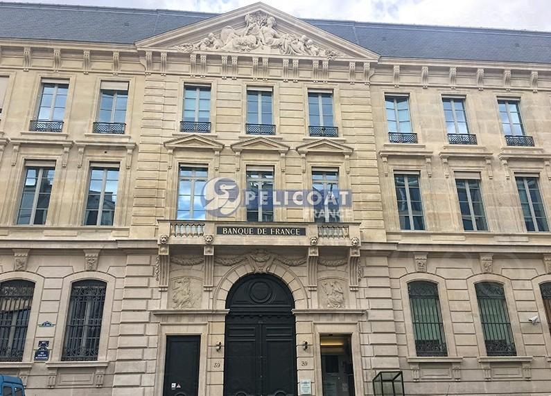 Siège de la Banque de France - Hôtel de Toulouse à Paris