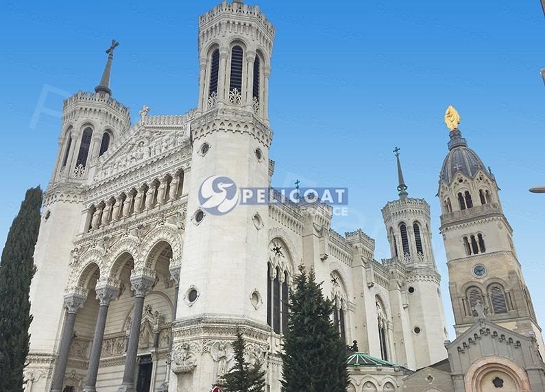 Basilique Notre Dame de Fourvrière de Lyon