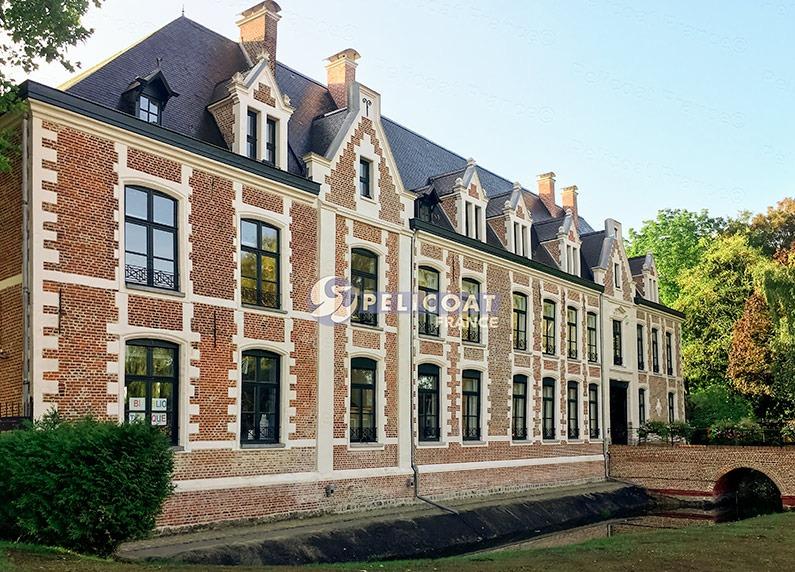 Château de Robersart à Wambrechies