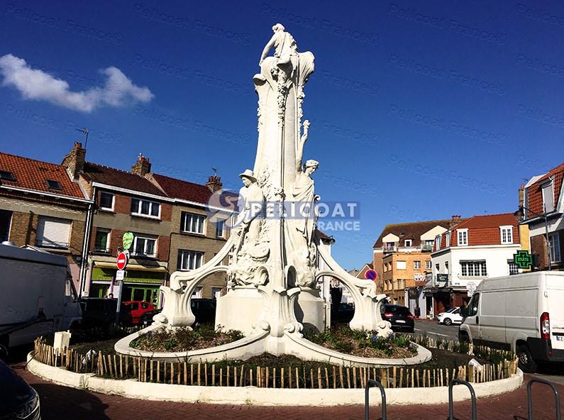 Monument de la Fondation à Dunkerque