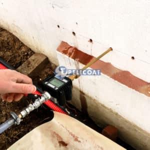 Hydrofuge anti humidité ascensionnelle mur PRO JET Aqueux